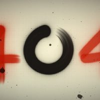 SEO Mistakes - 404 error